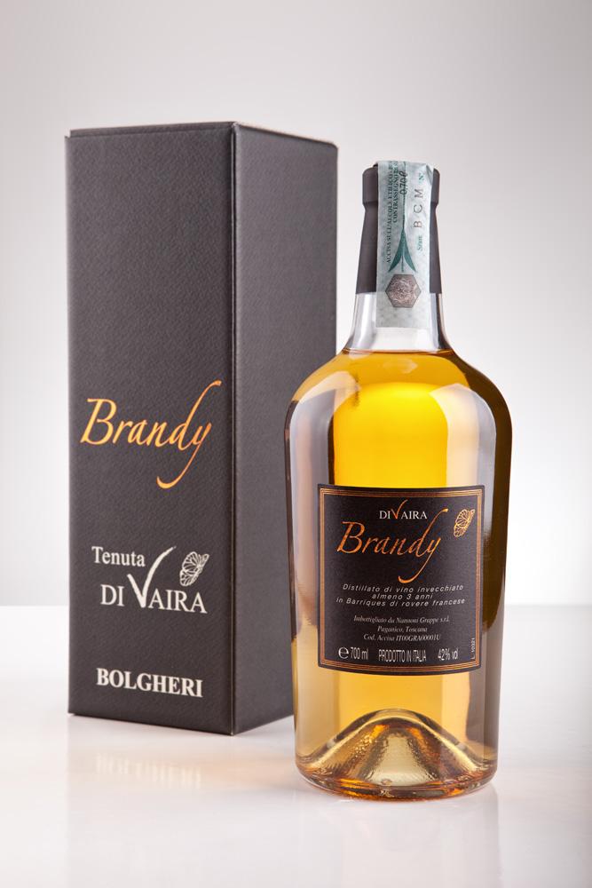 Brandy Riserva - Tenuta Di Vaira Bolgheri